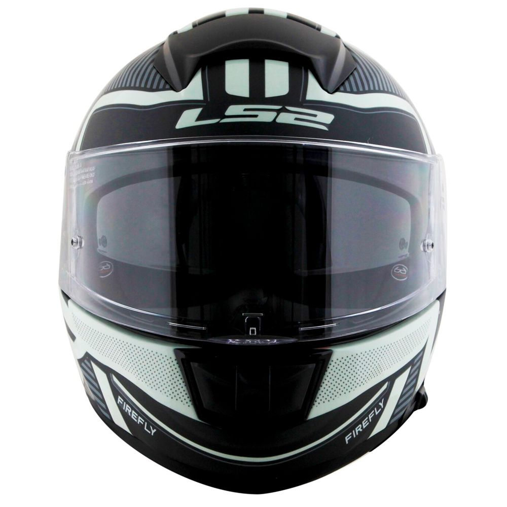 Capacete LS2 Vector FF397 Orion - Matte Black  - Nova Suzuki Motos e Acessórios