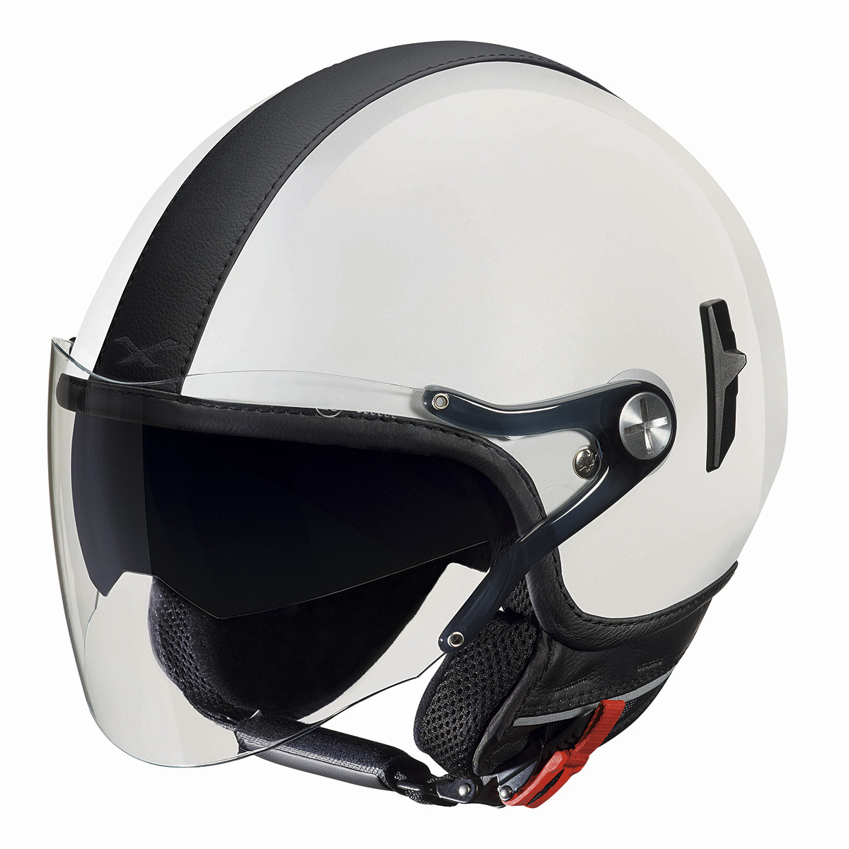 Capacete Nexx X60 Cruise White/Black NOVO!  - Nova Suzuki Motos e Acessórios