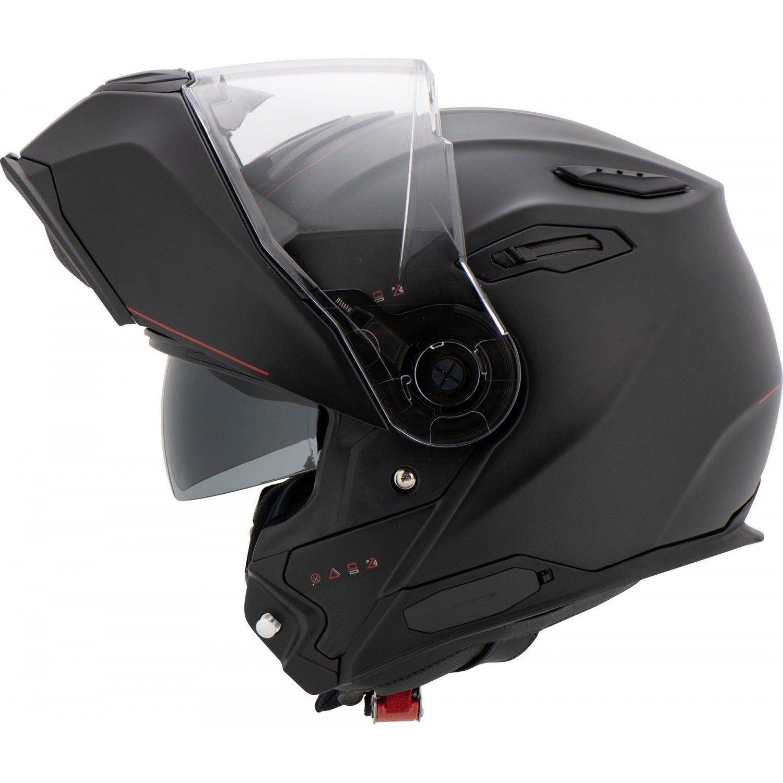 Capacete Nexx X-Vilitur Hyper CARBONO Com Viseira Solar Articulado  - Nova Suzuki Motos e Acessórios