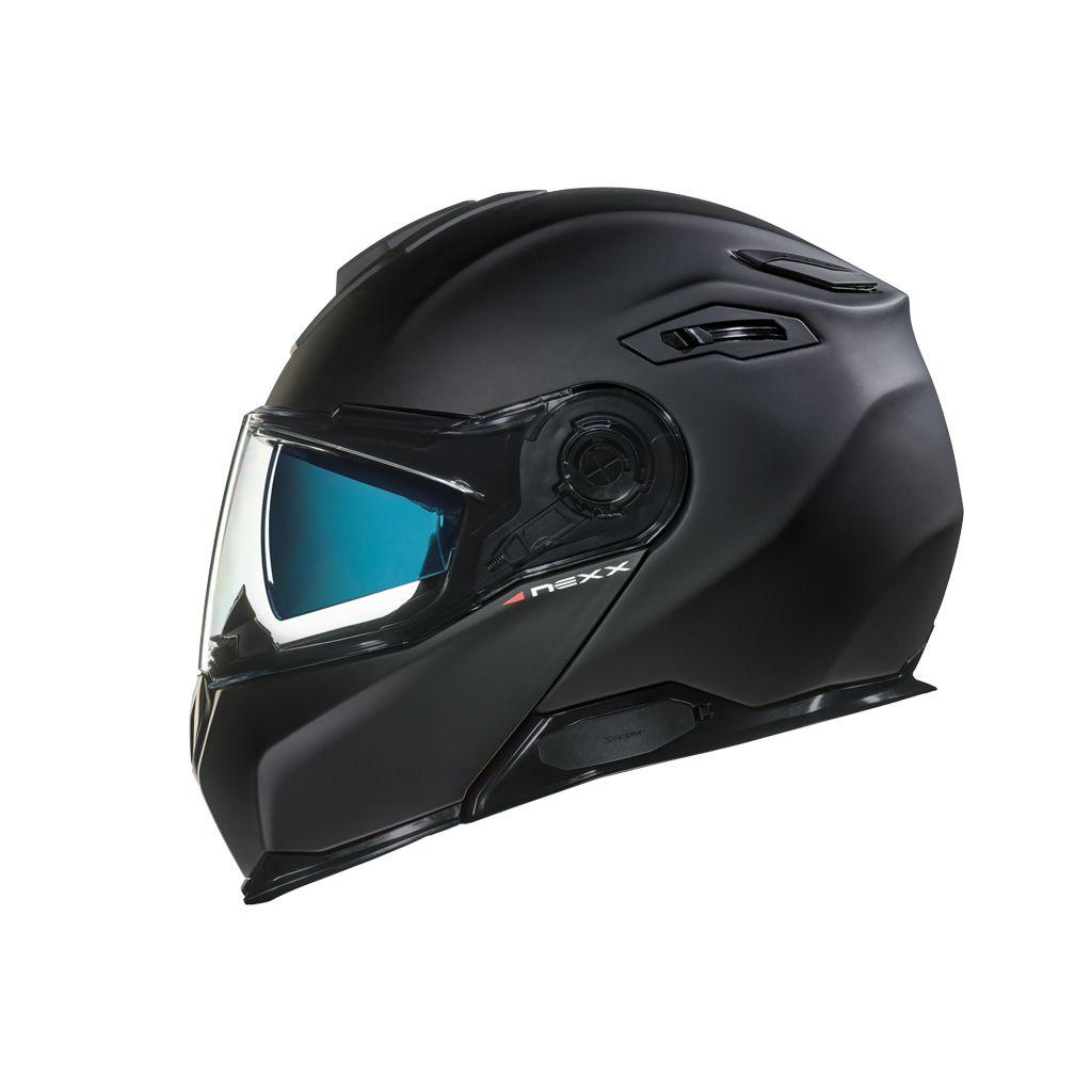 Capacete Nexx X-Vilitur PLAIN BLACK MT  - Nova Suzuki Motos e Acessórios