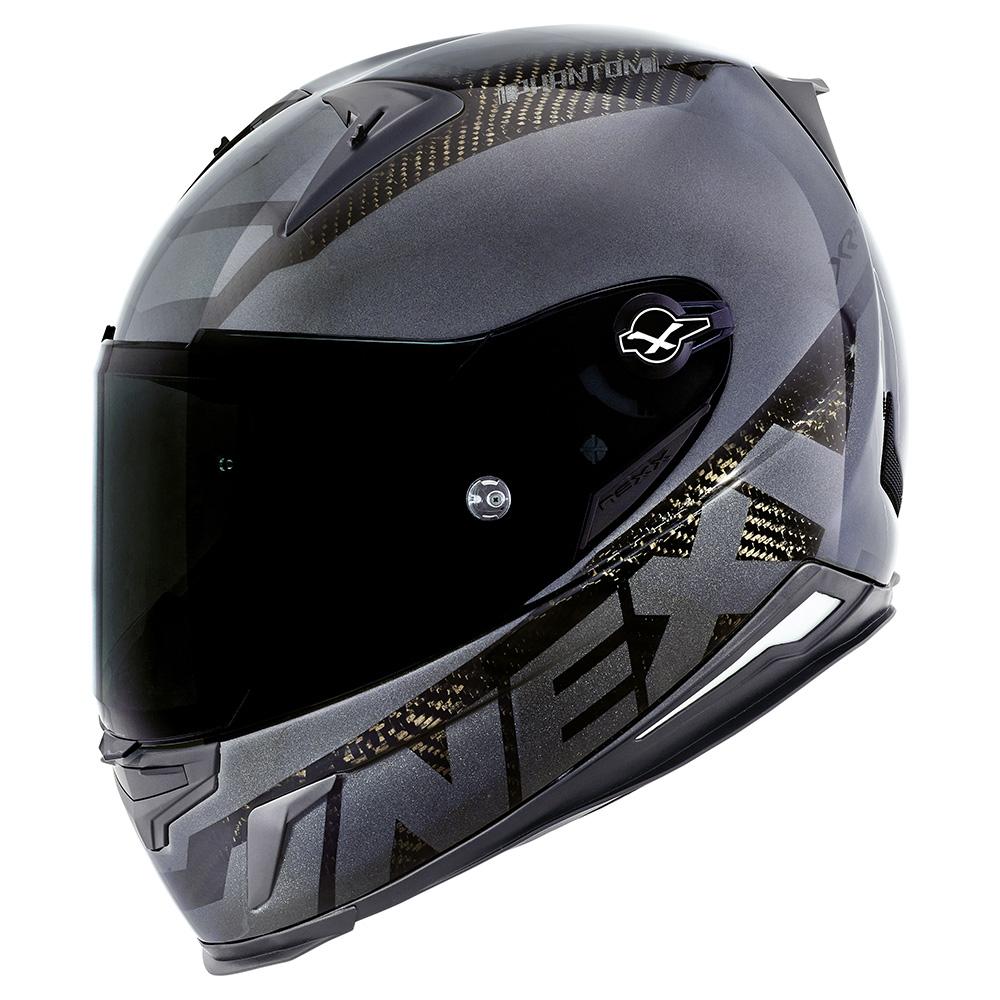 Capacete Nexx XR2 Carbon Phantom   - Nova Suzuki Motos e Acessórios
