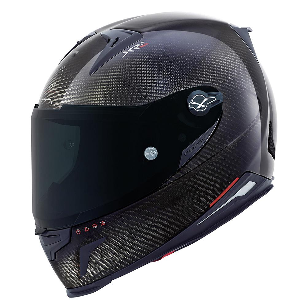 Capacete Nexx XR2 Carbon Zero  - Nova Suzuki Motos e Acessórios