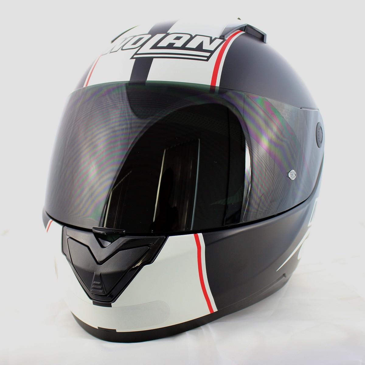 Capacete Nolan N64 MotoGP 2 - MegaOferta!  - Nova Suzuki Motos e Acessórios