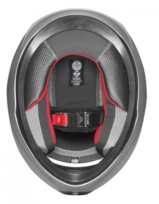 Capacete Nolan N64 Sport Flat Black - Ganhe Balaclava Exclusiva!  - Nova Suzuki Motos e Acessórios