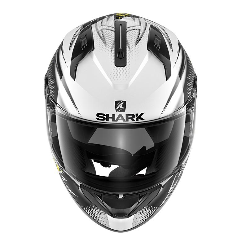 Capacete Shark S700 Finks WKY - NOVO  - Nova Suzuki Motos e Acessórios