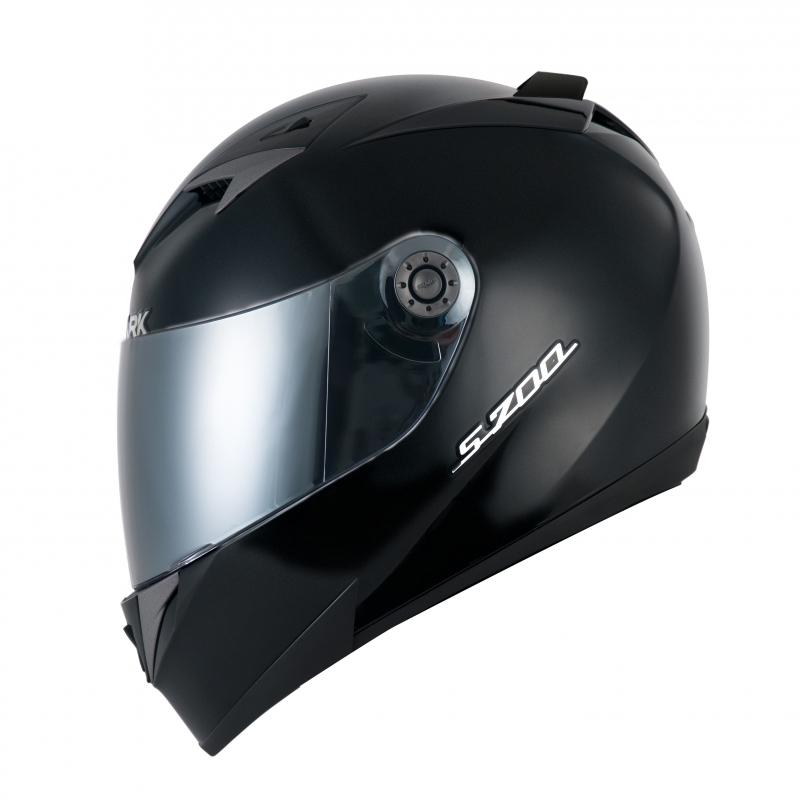 Capacete SHARK S700 Prime Black Special Edition  - Nova Suzuki Motos e Acessórios