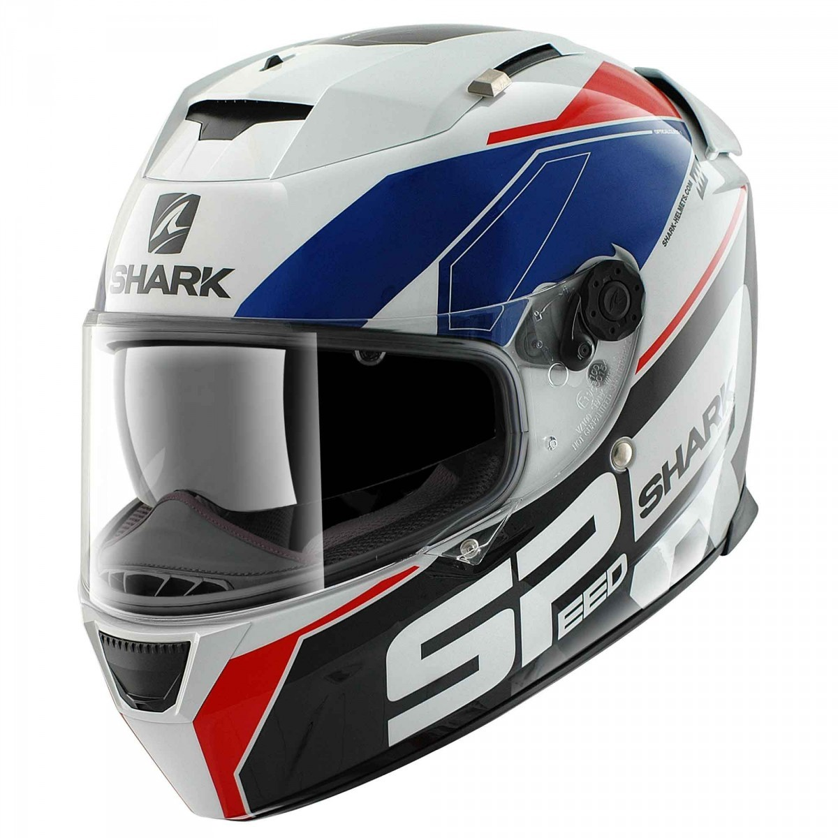 capacete shark speed r 2 sauer ii wbr nova suzuki. Black Bedroom Furniture Sets. Home Design Ideas