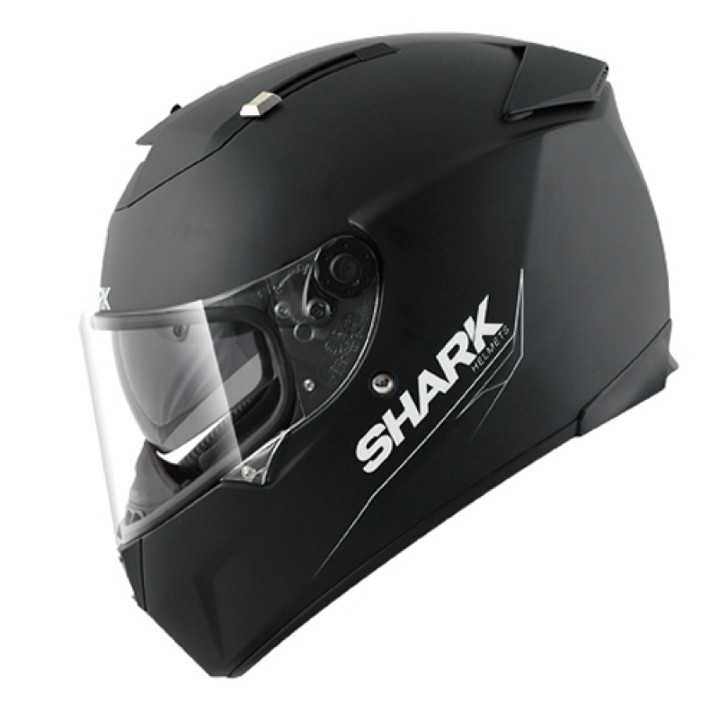 Capacete Shark Speed-R Blank Matt KMA  - Nova Suzuki Motos e Acessórios