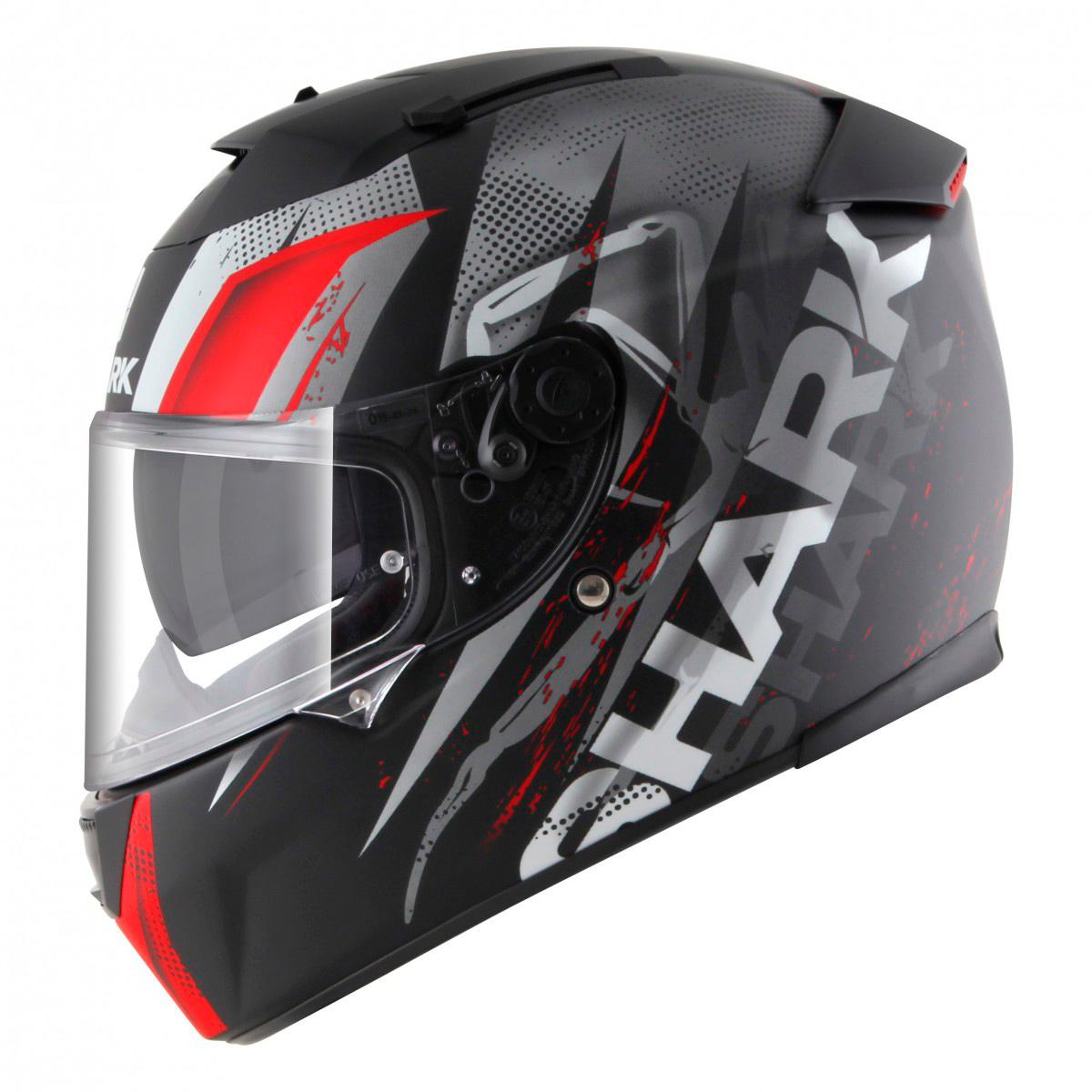 Capacete Shark Speed-R Tizzy Matt KRW  - Nova Suzuki Motos e Acessórios