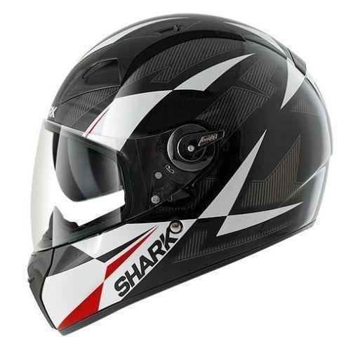 Capacete Shark Vision-R2 Cisor KWR  - Nova Suzuki Motos e Acessórios