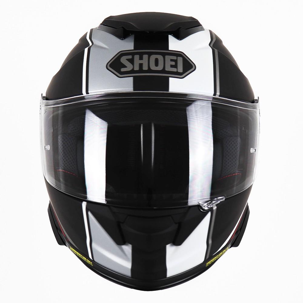 Capacete Shoei GT-Air II Panorama TC-5 Preto/Cz/Vm Com Pinlock Anti-Embaçante - GT-Air 2   - Nova Suzuki Motos e Acessórios