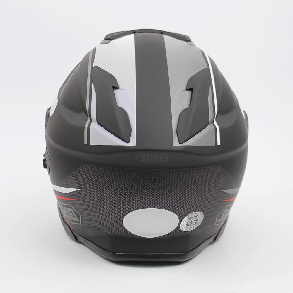 Capacete Shoei GT Air II Panorama TC-5 Preto/Cz/Vm Com Pinlock Anti-Embaçante - GT Air 2  - Nova Suzuki Motos e Acessórios