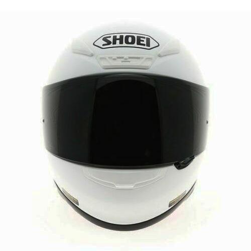 Capacete Shoei NXR Branco para Esportivas  - Nova Suzuki Motos e Acessórios