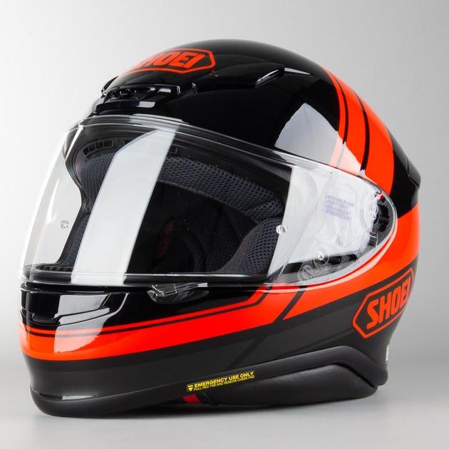 Capacete Shoei NXR Philosopher TC-1 para Esportivas  - Nova Suzuki Motos e Acessórios