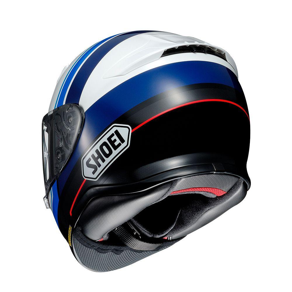Capacete Shoei NXR Philosopher TC-2 para Esportivas  - Nova Suzuki Motos e Acessórios