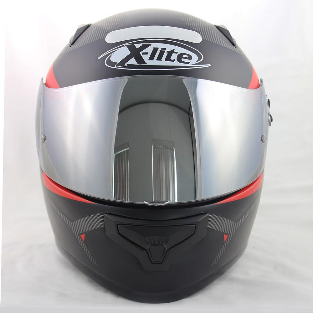 CAPACETE X-LITE X-661 POINT-CROIX  FLAT BLACK - Ganhe Balaclava Exclusiva!  - Nova Suzuki Motos e Acessórios