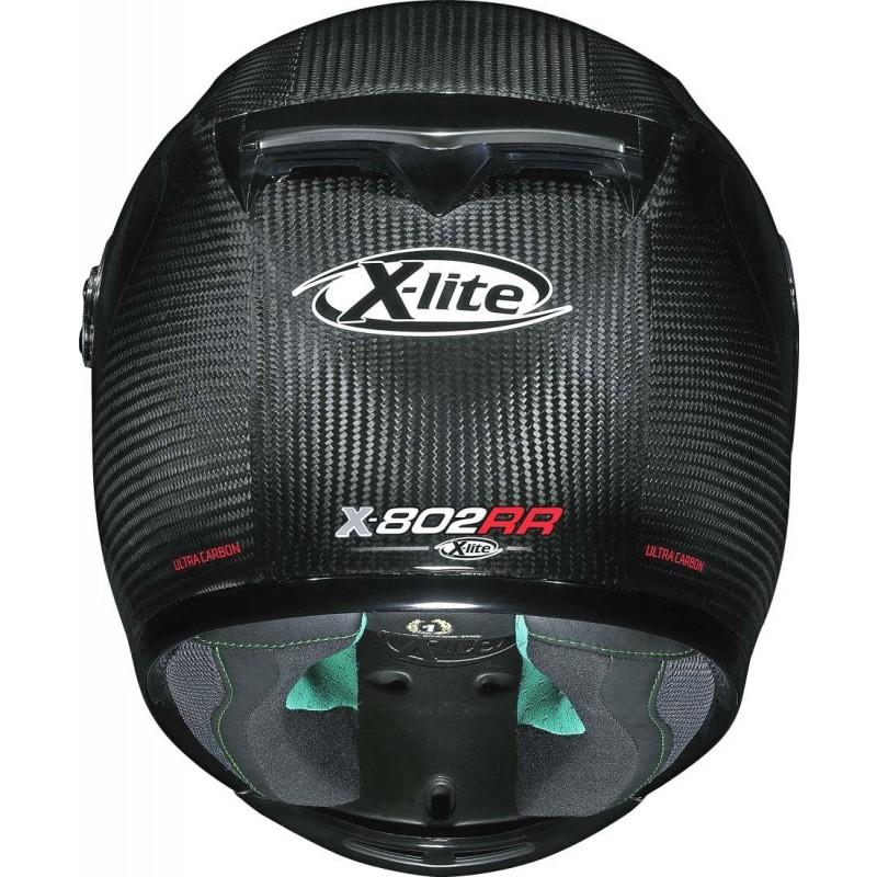 CAPACETE X-LITE X-802RR ULTRA CARBON PURO - Ganhe Balaclava Exclusiva!  - Nova Suzuki Motos e Acessórios