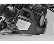 Carenagem Inferior Plástico Original Suzuki DL1000   - Nova Suzuki Motos e Acessórios