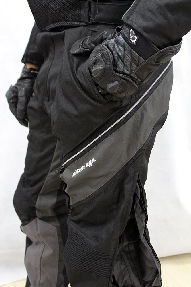 Conjunto Jaqueta Joe Rocket Velocity + Calça Alter Ego 2.0 (Ventiladas e Impermeáveis) - Vermelho  - Nova Suzuki Motos e Acessórios