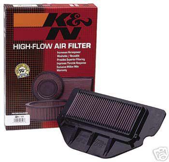 Filtro de ar K&N 750F 92  - Nova Suzuki Motos e Acessórios