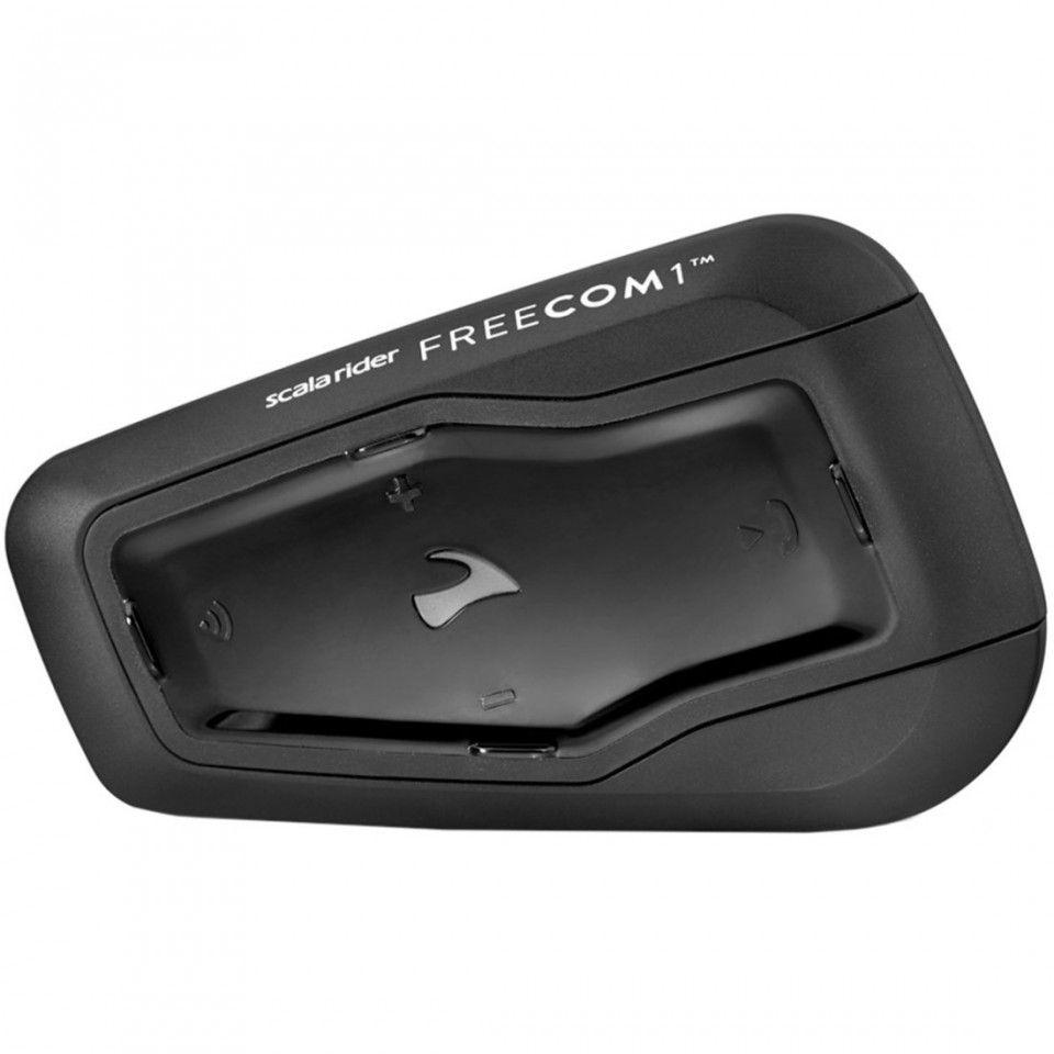 Intercomunicador Bluetooth Cardo Scala Rider Freecom 1 Individual (Q1) NOVO!  - Nova Suzuki Motos e Acessórios