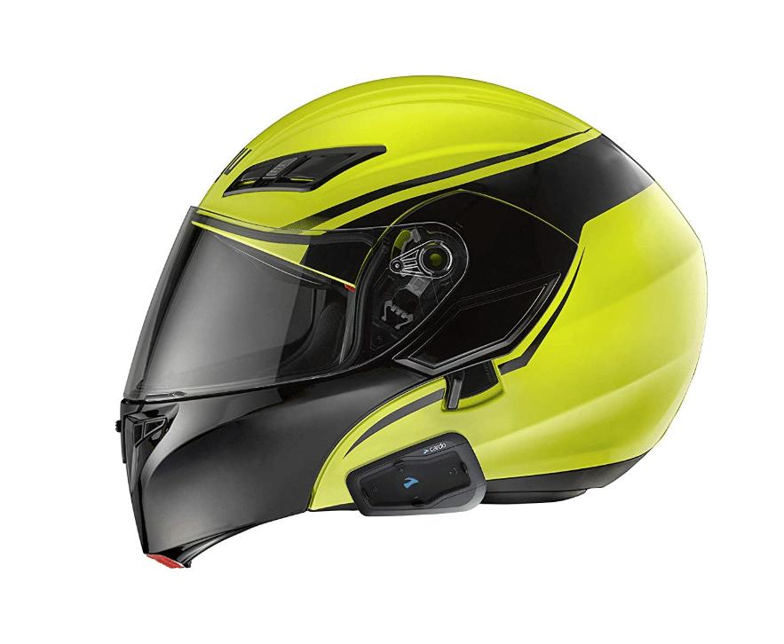 Intercomunicador Bluetooth Cardo Scala Rider Freecom 2 - UNIDADE - PRÉ-VENDA - ENTREGA APÓS 10/10   - Nova Suzuki Motos e Acessórios