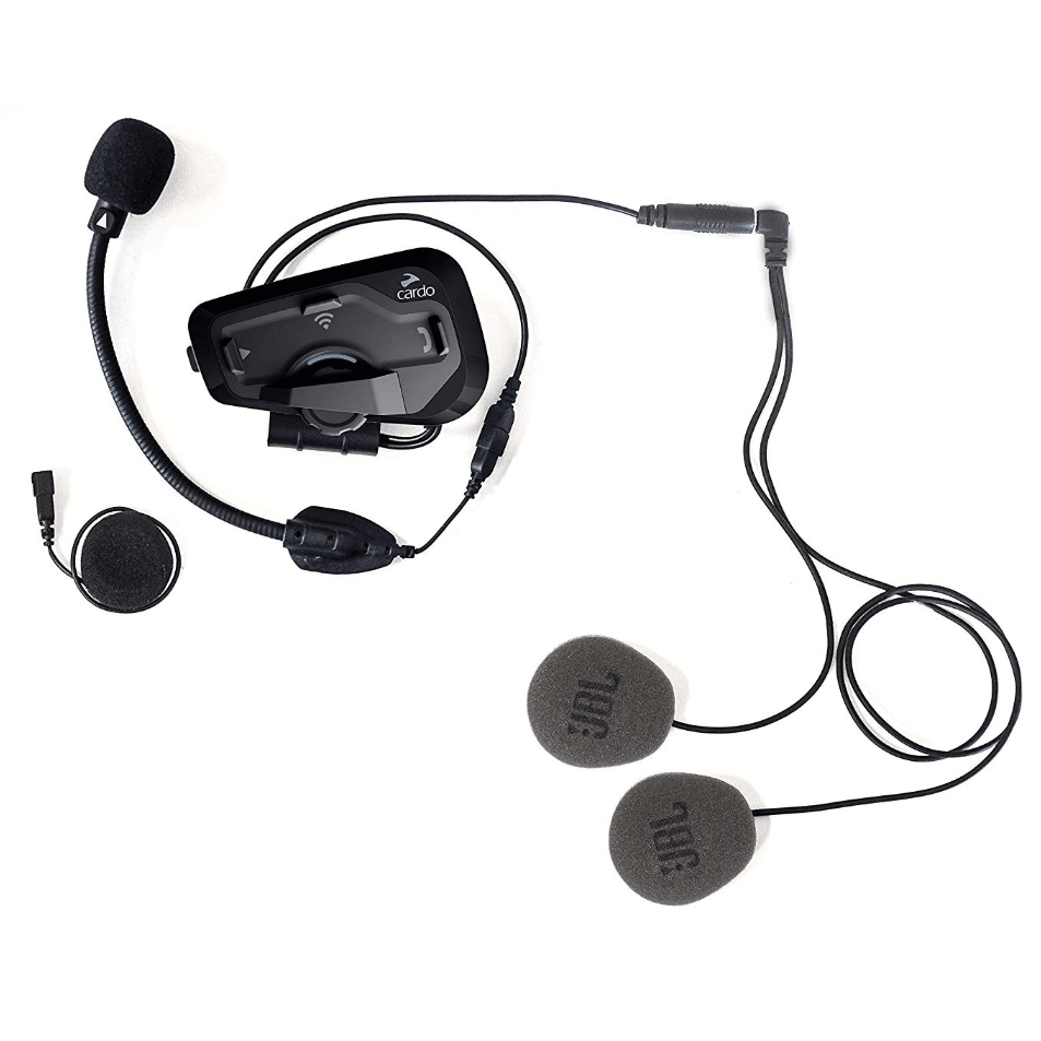 Intercomunicador Bluetooth Cardo Scala Rider Freecom 4 áudio JBL - UNIDADE  - Nova Suzuki Motos e Acessórios