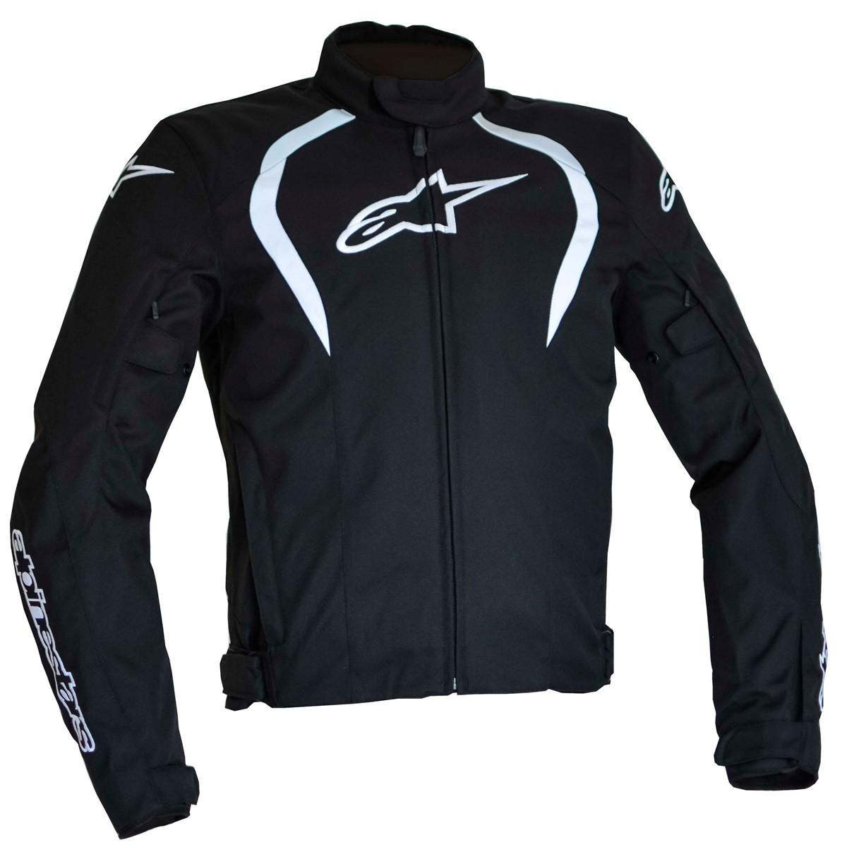 Jaqueta Alpinestars Alux WP (Black)  - Nova Suzuki Motos e Acessórios