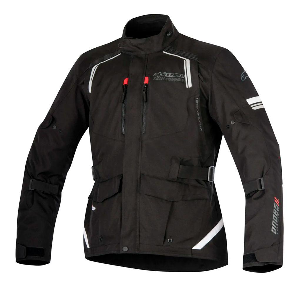 Jaqueta Alpinestars Andes V2 Drystar® Black  - Nova Suzuki Motos e Acessórios