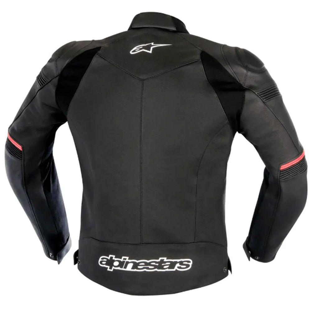 Jaqueta Alpinestars SP-1 - Black/Red  - Nova Suzuki Motos e Acessórios