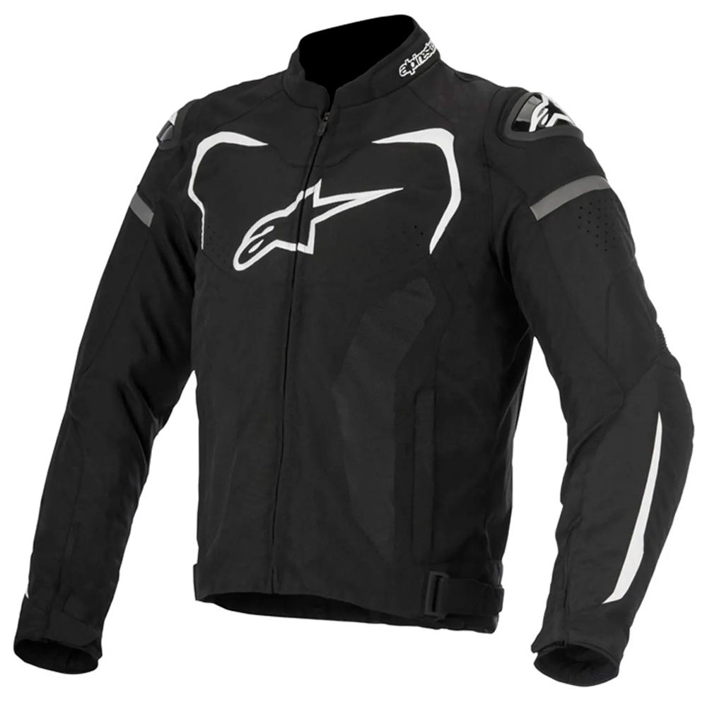 Jaqueta Alpinestars T-GP Pro Air - Black  - Nova Suzuki Motos e Acessórios