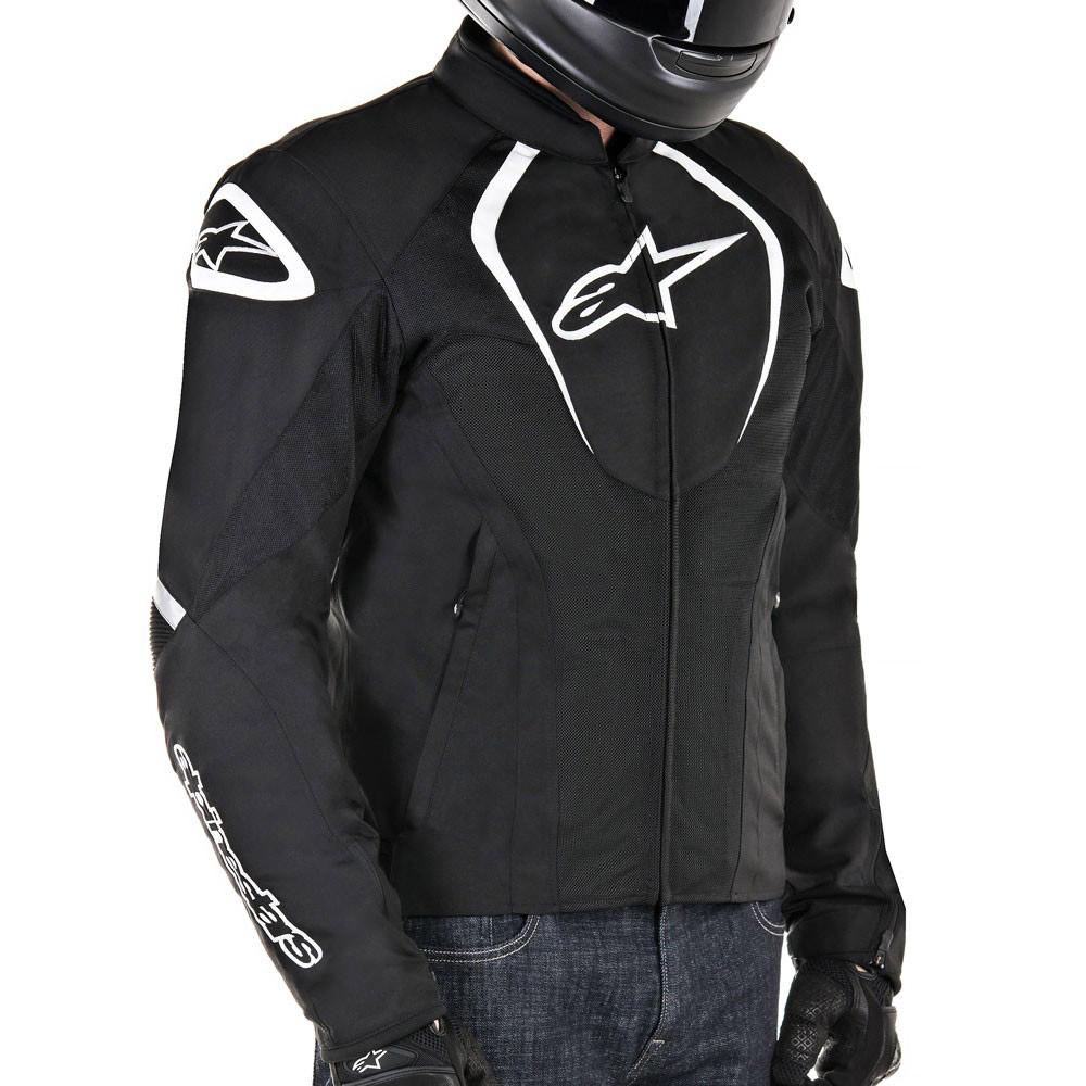 Jaqueta Alpinestars T-Jaws WP (Black) (Impermeável) - LANÇAMENTO  - Nova Suzuki Motos e Acessórios