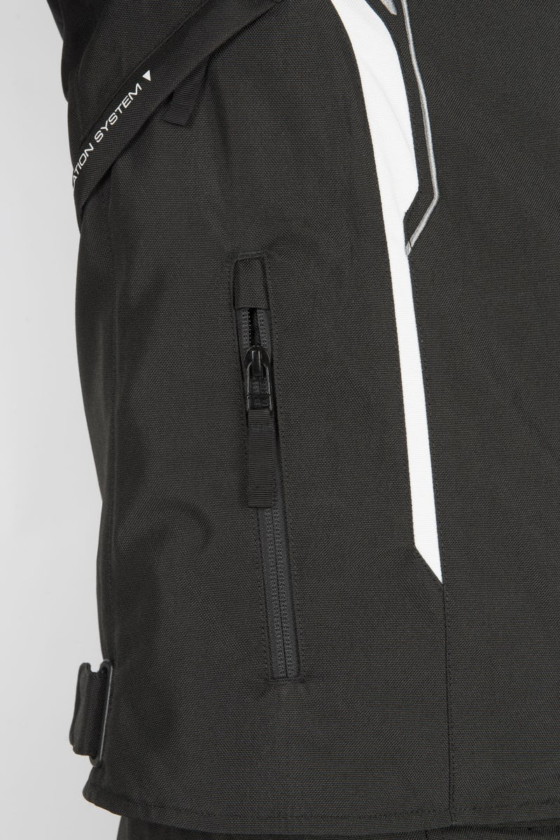 Jaqueta Alpinestars T-SP 1 Drystar® Black 100% IMPERMEÁVEL  - Nova Suzuki Motos e Acessórios