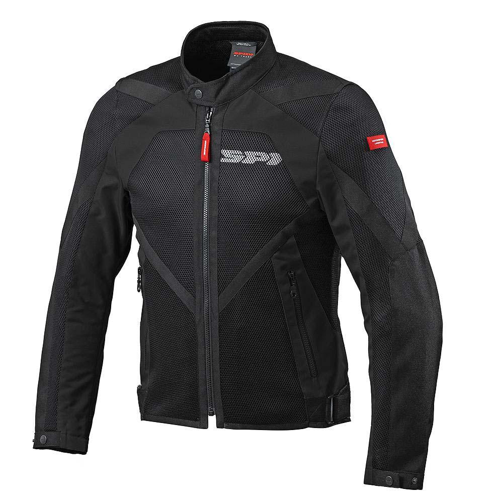 Jaqueta Spidi Netstream - (Black)  - Nova Suzuki Motos e Acessórios