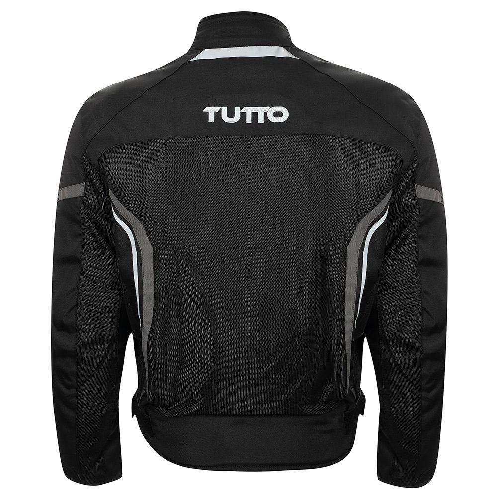 Jaqueta Tutto Moto Hot Summer Verão/Ventilada - NOVA!  - Nova Suzuki Motos e Acessórios