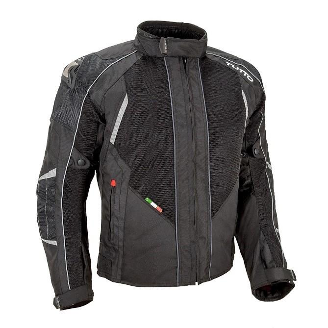 7701eba812 Jaqueta Tutto Moto New Secca 3 - Ventilada e Impermeável - Nova Suzuki  Motos e Acessórios ...