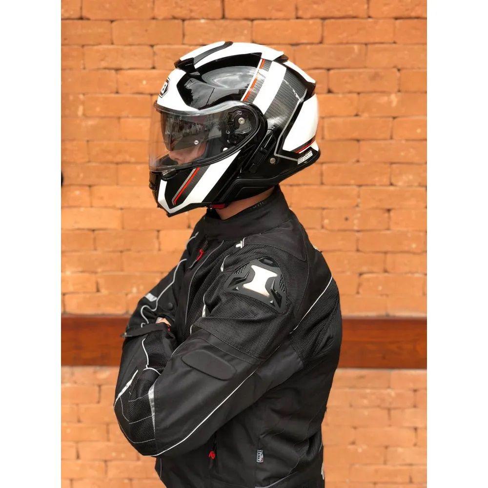 Jaqueta Tutto Moto New Secca 3 - Ventilada e Impermeável  - Nova Suzuki Motos e Acessórios