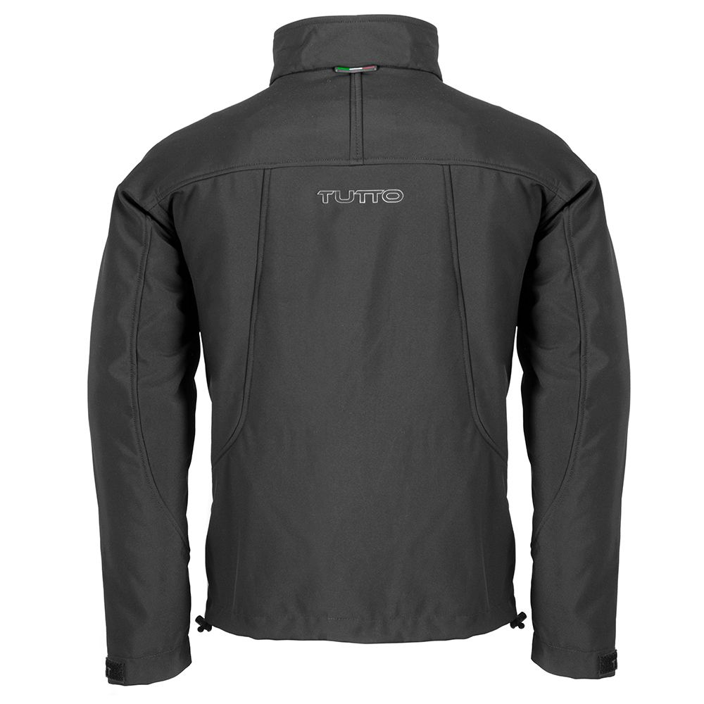 Jaqueta Tutto Moto Staff (Neoprene)  - Nova Suzuki Motos e Acessórios