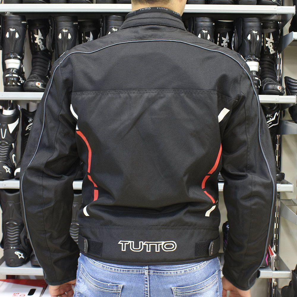Jaqueta Tutto Moto Wind Summer Masculina  - Nova Suzuki Motos e Acessórios