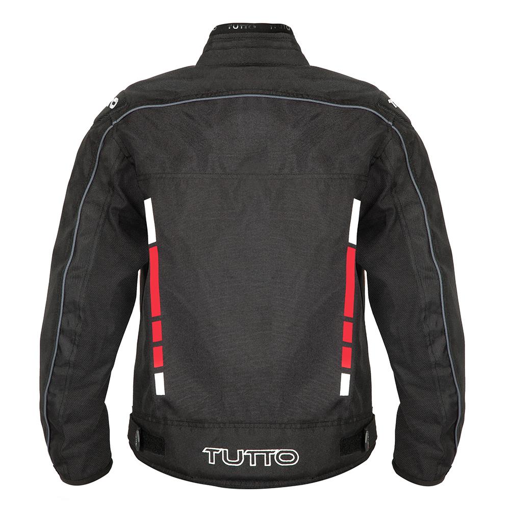 Jaqueta Tutto Moto Wind Winter Impermeável Infantil - (Tamanhos 10 e 12) Super Queima  - Nova Suzuki Motos e Acessórios