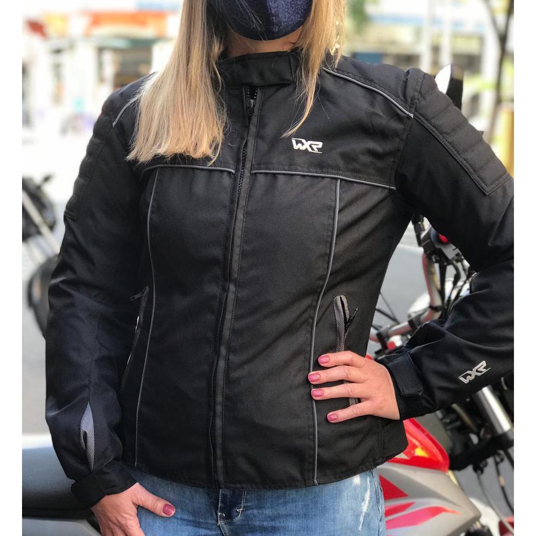 Jaqueta WXR Lolla Feminina  - Nova Suzuki Motos e Acessórios