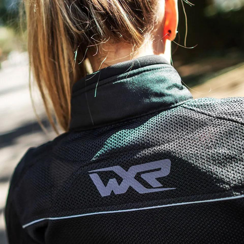Jaqueta WXR Supervent Feminina Ventilada/Verão  - Nova Suzuki Motos e Acessórios