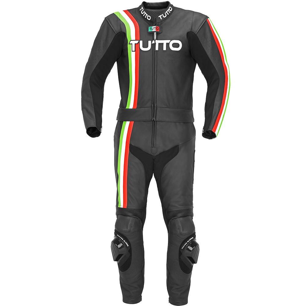 Macacão Tutto Moto Monza Itália 2 pçs  - Super Queima   - Nova Suzuki Motos e Acessórios