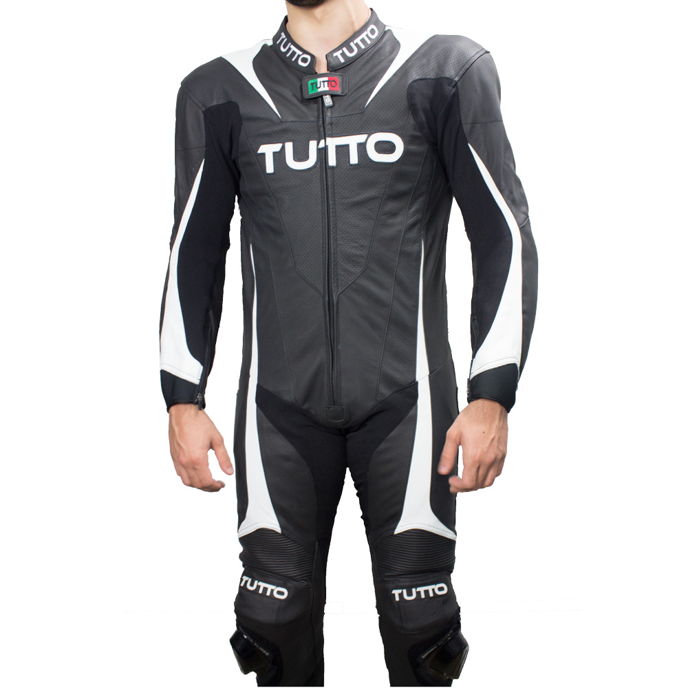 Macacão Tutto Moto Speed-R 1 Peça - Grade Completa  - Nova Suzuki Motos e Acessórios