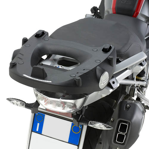 Monorack Givi SR5108 Para BMW R1200GS 13/18 - Baús Importados (base M-5 acompanha o produto)  - Nova Suzuki Motos e Acessórios