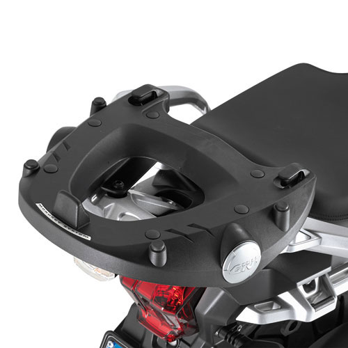 Base/Monorack Givi SR6403 para Triumph Tiger Explorer 1200 12 à 17 (Baús Monokey, base p/ baús já inclusa)  - Nova Suzuki Motos e Acessórios