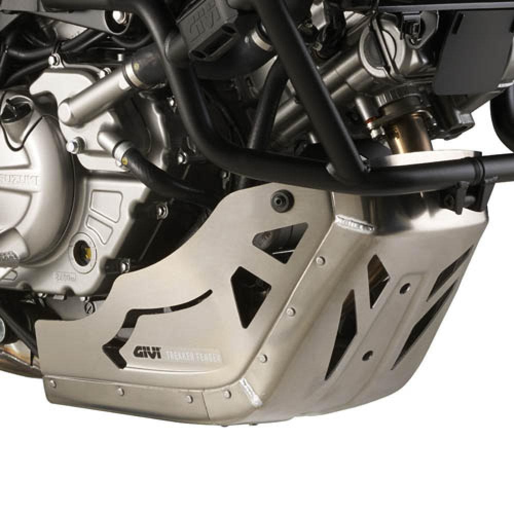 Protetor de cárter Givi RP3101 p/ V-strom 650 2014  - Nova Suzuki Motos e Acessórios