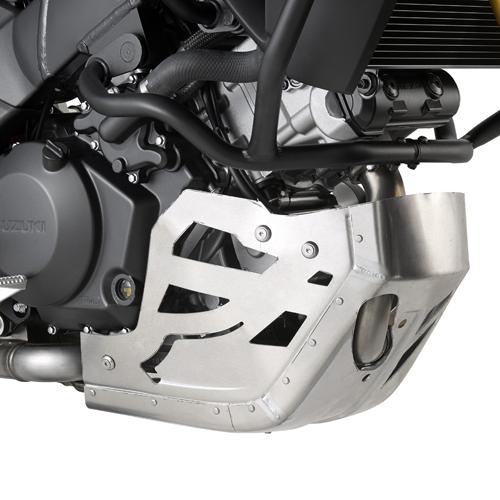 Protetor de cárter Givi RP3105 P/ Dl1000 2015  - Nova Suzuki Motos e Acessórios