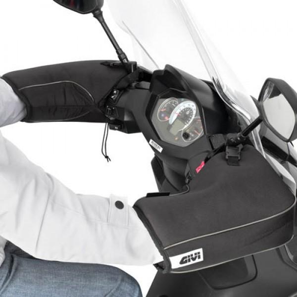 Protetor de Mão GIVI em tecido TM418 - Universal   - Nova Suzuki Motos e Acessórios
