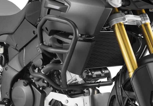 Protetor de Motor Givi DL1000 V-Strom 14 à 18 (TN3105) - Pronta Entrega  - Nova Suzuki Motos e Acessórios